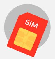 SIM Claro con la red 4G